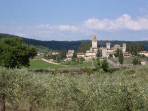 Badia a Passignano, Mönchskloster der Benediktiner