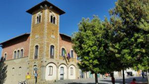 Rathaus Tavarnelle