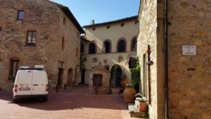 Tignano Ortsteil von Tavarnelle